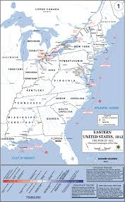 Map Of East United States by Principalcampaignswar1812 Gif