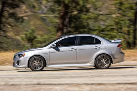 2016 mitsubishi lancer gets new look drops ralliart turbo model
