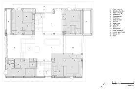 Villa Savoye Floor Plan Villa Solaire Alpine Chalet By Jka And Fuga