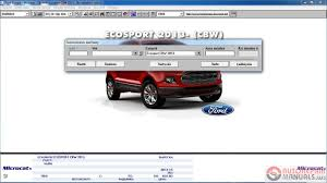 ford europe mcat 05 2014 full instruction auto repair manual