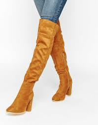 womens the knee boots canada shoes block heel the knee boots