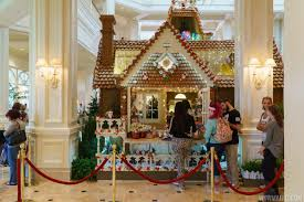 2015 grand floridian gingerbread house photo 3 of 11