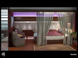 747 Dreamliner Interior Vip Edition 787 Dreamliner Luxuo