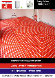 floor heating systems floor decorations and installation