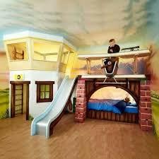 rutsche kinderzimmer wunderschönes design vom hochbett mit rutsche möbel