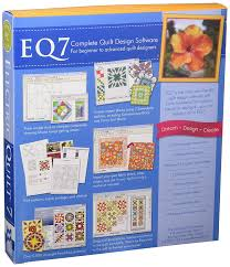 Easy To Use Kitchen Design Software Amazon Com Electric Quilt 7 Arts Crafts U0026 Sewing