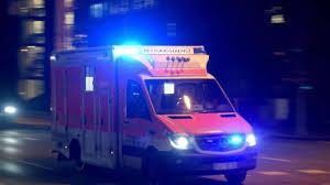 Wetter Bad Mergentheim Bad Mergentheim Rettungswagen Im Einsatz Knallt In Pkw Region