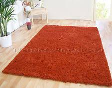Burnt Orange Shag Rug Orange Rugs Ebay