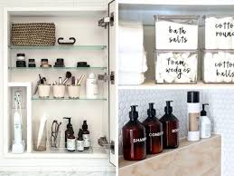 Organizing A Small Bathroom - 23 small bathroom organization hacks to save space she tried what