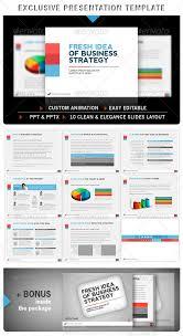 graphicriver folio powerpoint presentation template 53 best ppt