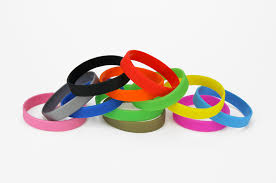 rubber wrist bracelet images Rubber wristbands plain silicone wristbands jpg