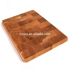 thick wood joint cutting board wood butcher block solid wooden end