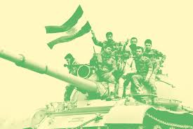 Kurds Discovered An Isis Tank And Did Something Awesome To by The Reason Review U2014october 2017 U2013 Weapons Of Reason U2013 Medium