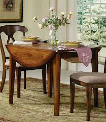 butterfly dining room table drop leaf kitchen table with storage brown wooden bench modern