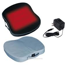 Seat Cushions Stadium Rechargeable Battery Heated Stadium Seat Cushion Rechargeable