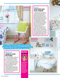 featured in style at home magazine apartment number 4