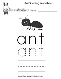 learn and practice how to spell the word bee using this printable