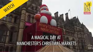 manchester christmas markets 2016 dates opening times location