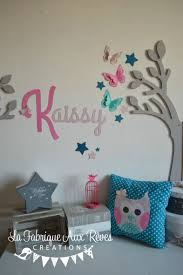 Sticker Chambre Bebe Fille by