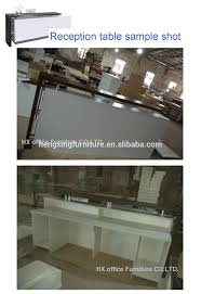 Modern Office Reception Table Design 2015 New Design Modern Office Reception Table Luxury Counter Table
