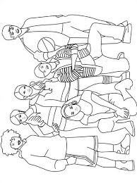 High School Coloring Pages High School Musical Vitlt Com Coloring Pages For High