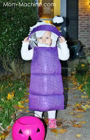 monsters inc boo halloween costume mom machinemom machine