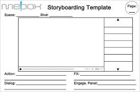 website storyboard templates u2013 9 free word excel pdf ppt