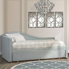 Daybed With Trundle And Mattress Daybeds On Sale With Mattress 1 Belham Living Halstead