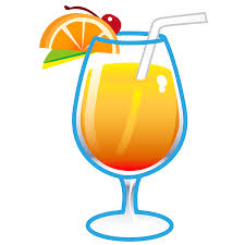 tropical cocktail silhouette tropical drinks cliparts vector free download clip art free