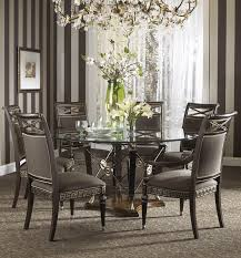 Rod Iron Dining Room Set Dining Room Design And Decoration Using Rectangular Glass Top