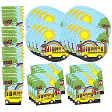 birthday party supplies school birthday party supplies set plates napkins
