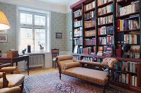 30 Classic Home Library Design Ideas Imposing Style Freshome