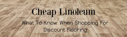 cheap linoleum the flooring