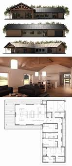 2 floor house plan modern u shaped house plans beautiful ranch style house plan 2 beds