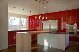Online Buy Wholesale White Lacquer Cabinet From China White - Red lacquer kitchen cabinets