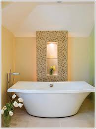 mosaic tile feature wall bathroom tiles home design ideas
