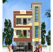 Home Design D Front Elevation New Kanal Contemporary House Design