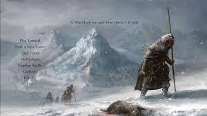 Ice And Fire Map Mount And Blade Warband A World Of Ice And Fire Mod Ep 1 Youtube