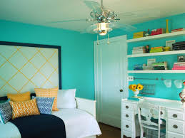 orange and blue combination bedroom blue and orange single bed cool wall design yellow paint