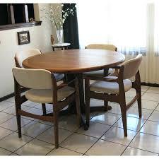 mid century modern dining room table mid century modern dining