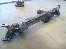 jeep wrangler front axle jk front axle truss for rock krawler 3 link systems