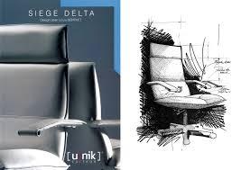 si e de bureau design jean louis berthet fauteuil de direction delta