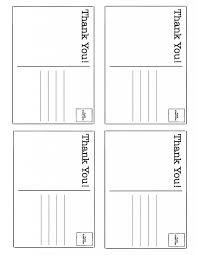 free printable postcards template eliolera com