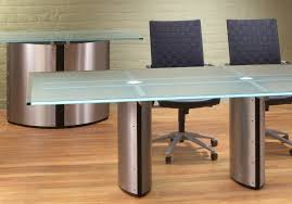 Frosted Glass Conference Table Frosted Glass Boardroom Table Glass Top Boardroom Tables