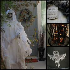 Outdoor Lighted Halloween Decorations Spook Tacular Outdoor Decor Smart Solutions For Busy People