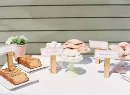 brunch bridal shower ideas a girly pink backyard bridal shower by connie whitlock photography