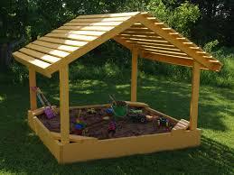 Backyard Sandbox Ideas New Sandbox Ideas Design Idea And Decorations Backyard