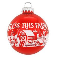 western farm ornaments callisters