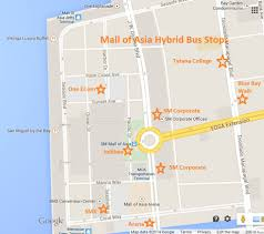 Gardens Mall Map Moa To C5 Buting Hybrid Bus Route Facebook