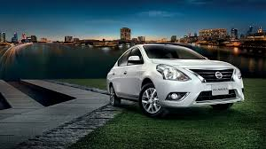chrome nissan almera